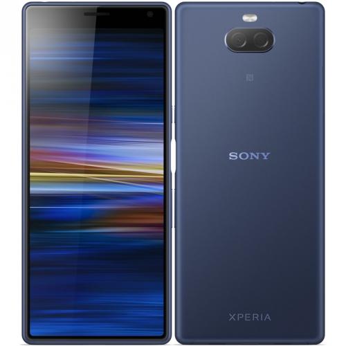 Mobilní telefon Sony Xperia 10 (I4113) modrý