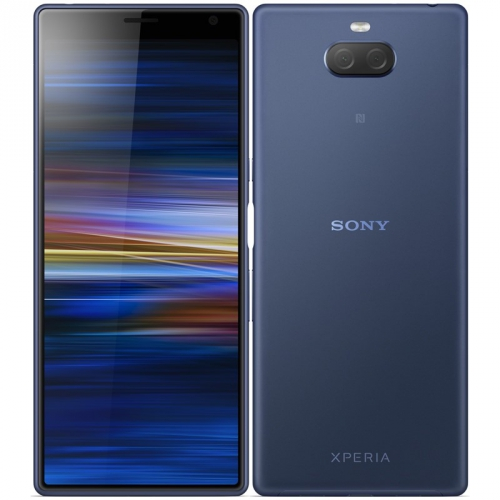 Mobilní telefon Sony Xperia 10 Plus (I4213) Dual SIM modrý