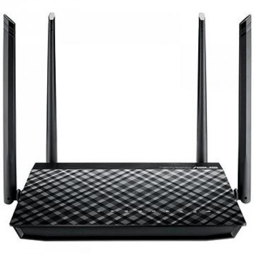 Router Asus RT-AC1200GU - AC1200 dvoupásmový Wi-Fi router