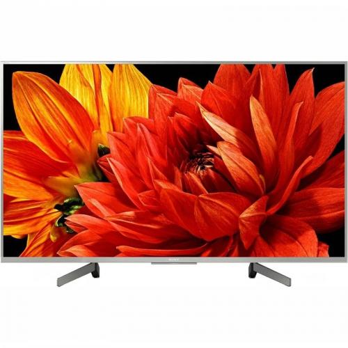 Televize Sony KD-49XG8377 stříbrná