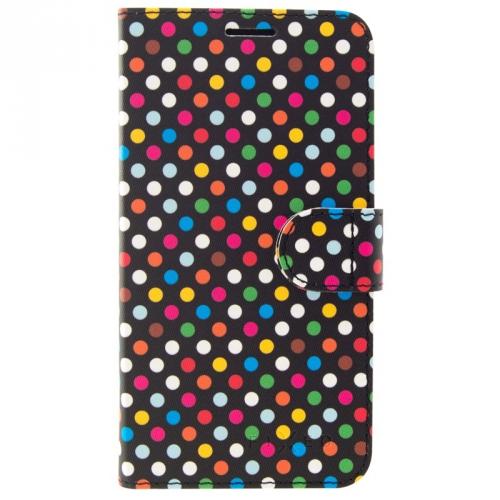 FIXED pro Apple iPhone 5/5S/SE - motiv Rainbow Dots