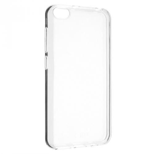 Kryt na mobil FIXED Skin pro Xiaomi Redmi Go průhledný