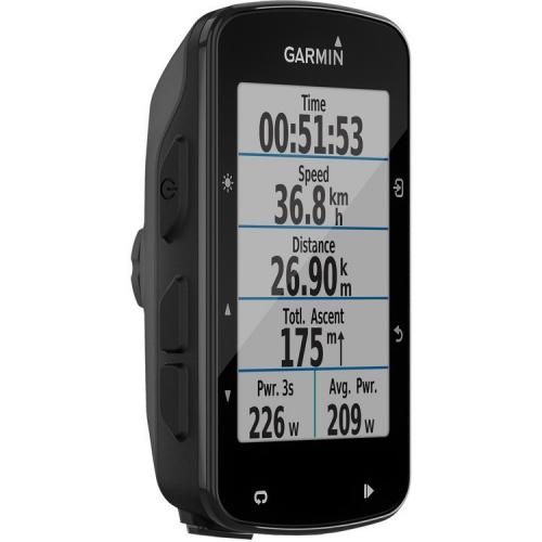 Cyklopočítač s GPS Garmin EDGE 520 Plus černá + DOPRAVA ZDARMA