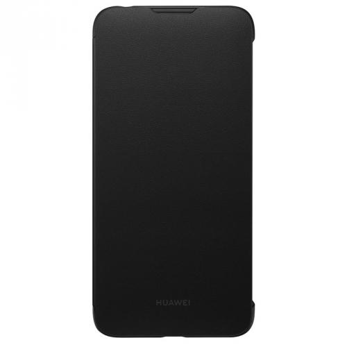 Pouzdro na mobil flipové Huawei Y7 2019 černé