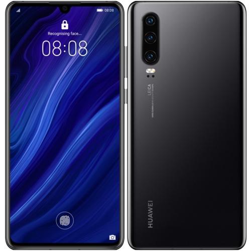 Mobilní telefon Huawei P30 - Black