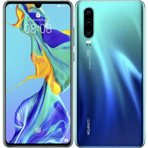 Mobilní telefon Huawei P30 - Aurora