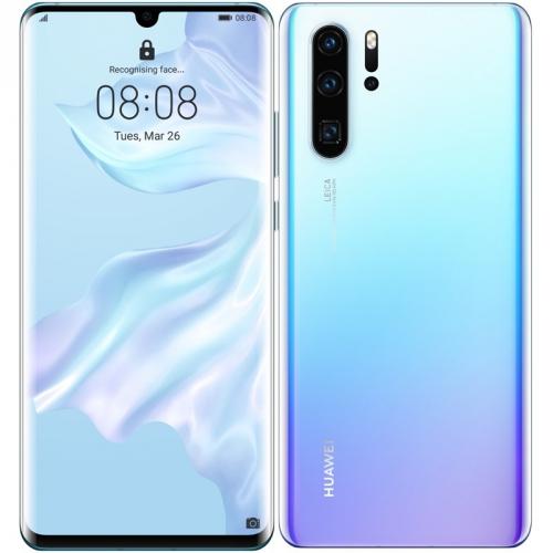 Mobilní telefon Huawei P30 Pro 128 GB - Breathing Crystal