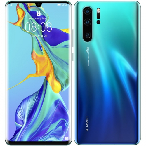 Mobilní telefon Huawei P30 Pro 128 GB - Aurora