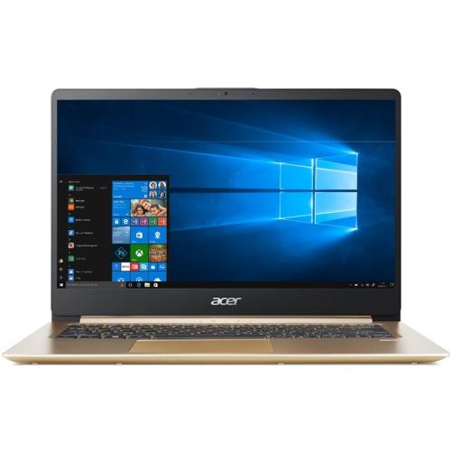 Notebook Acer Swift 1 (SF114-32-P7WR) zlatý + MS Office 365 pro jednotlivce