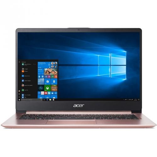 Notebook Acer Swift 1 (SF114-32-P0WP) růžový + DOPRAVA ZDARMA Acer