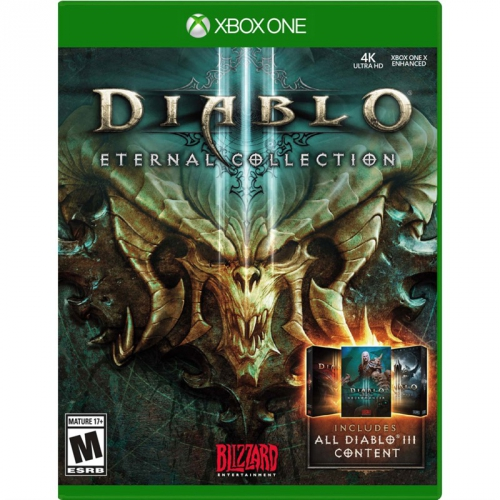 Blizzard Diablo III Eternal Collection