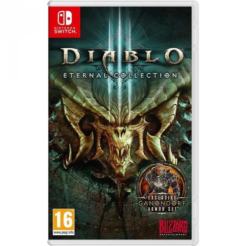 Blizzard Switch Diablo III Eternal Collection