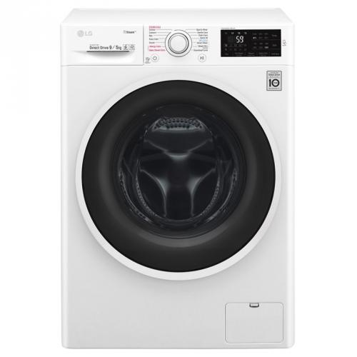Pračka se sušičkou LG F94J6VG0W bílá