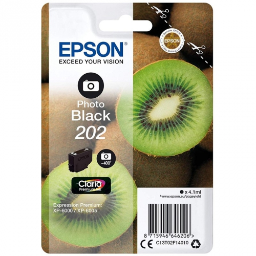 Epson 202, 400 stran - foto černá