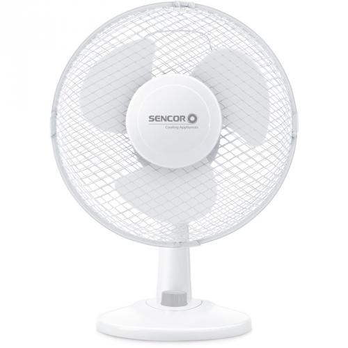 Ventilátor stolní Sencor SFE 2327WH bílý