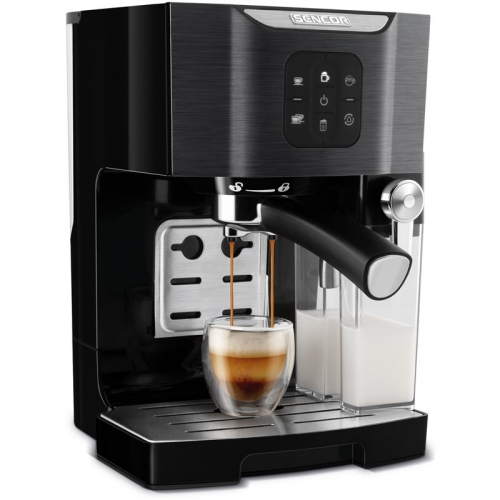 Espresso Sencor SES 4040BK černé