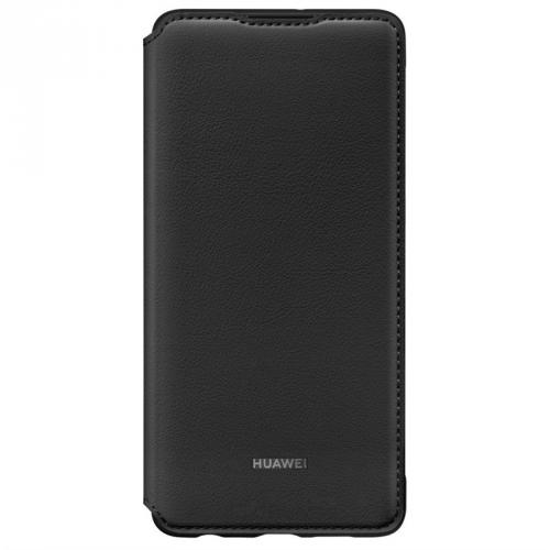Pouzdro na mobil flipové Huawei Wallet Cover pro P30 černé