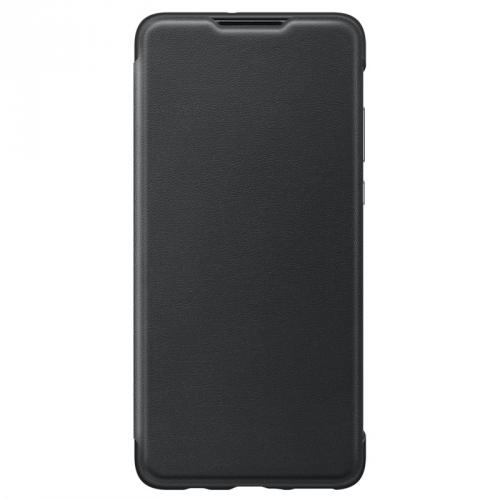 Pouzdro na mobil flipové Huawei Wallet Cover pro P30 Lite černé