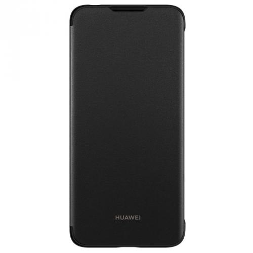 Pouzdro na mobil flipové Huawei Y6 2019 černé