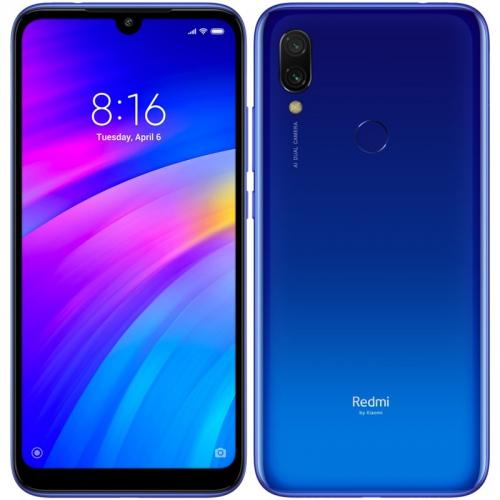 Mobilní telefon Xiaomi Redmi 7 64 GB Dual SIM modrý