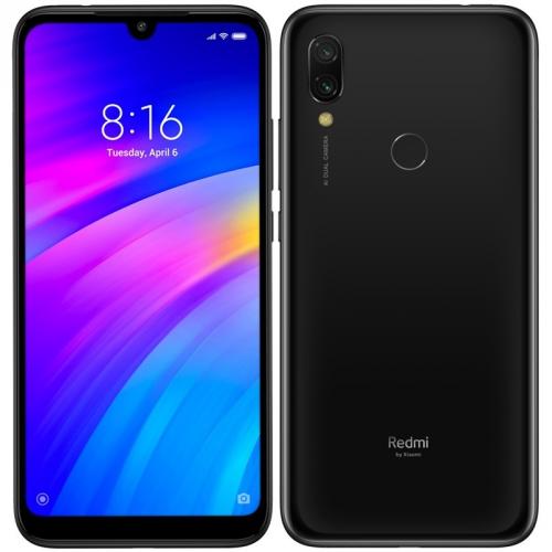 Mobilní telefon Xiaomi Redmi 7 64 GB Dual SIM černý