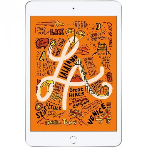 Dotykový tablet Apple iPad mini (2019) Wi-Fi + Cellular 256 GB - Silver