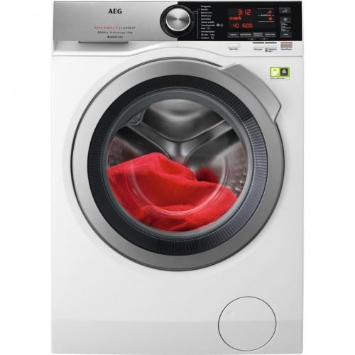 Pračka AEG ÖKOMix® L8FBC69SCA s funkcí AutoDose bílá