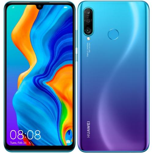 Mobilní telefon Huawei P30 lite modrý