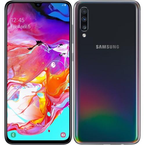 Mobilní telefon Samsung Galaxy A70 Dual SIM černý