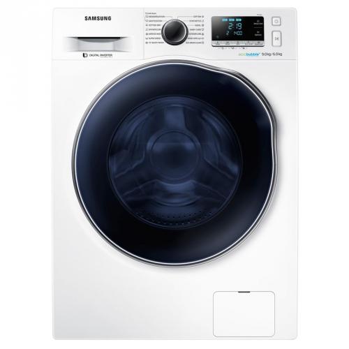 Pračka se sušičkou Samsung WD90J6A10AW/LE bílá