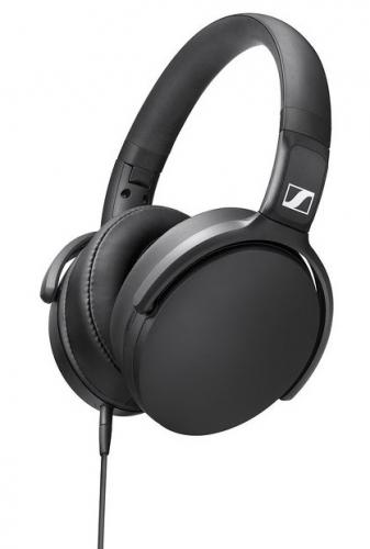 Sluchátka Sennheiser HD 400S černá