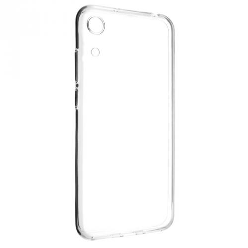 Kryt na mobil FIXED Skin pro Honor 8A průhledný