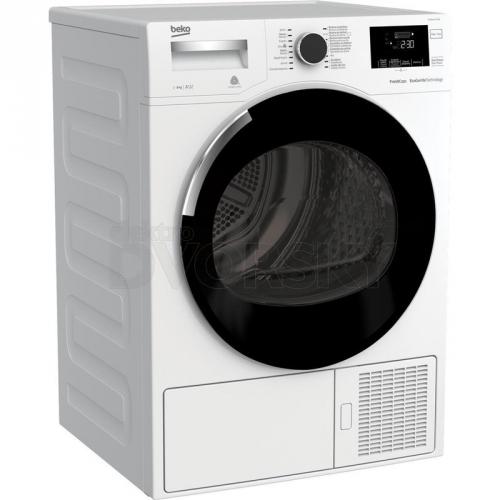 Sušička prádla Beko DH 8544 CSFRX bílá