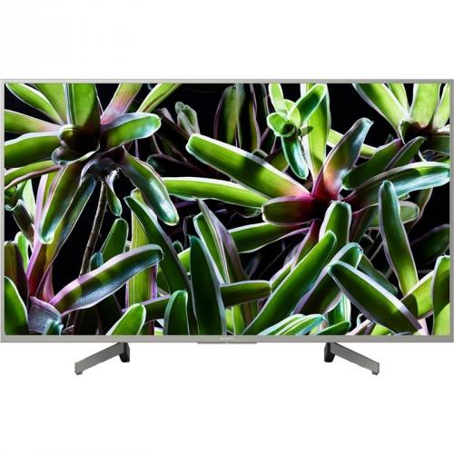 Televize Sony KD-49XG7077 stříbrná