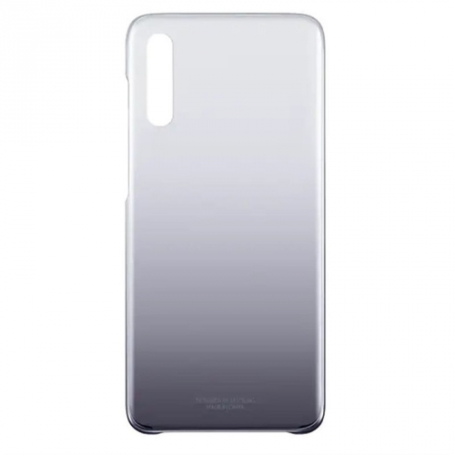 Kryt na mobil Samsung Gradation Cover pro Galaxy A70 černý