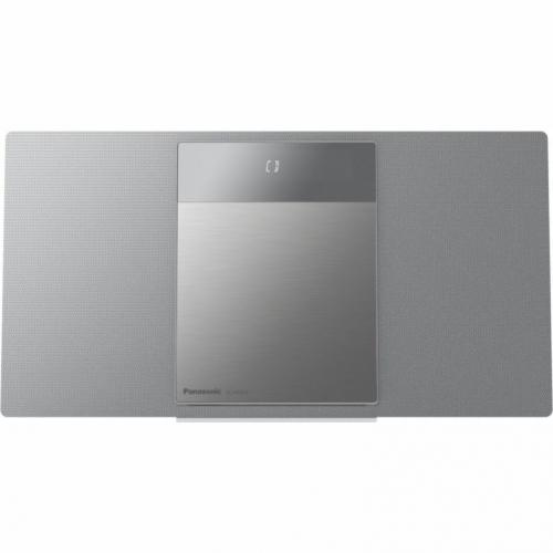 Mikrosystém Panasonic SC-HC412EG-S stříbrný
