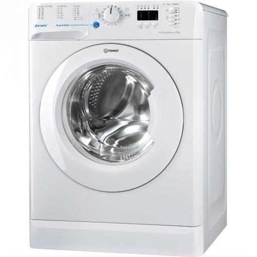 Pračka Indesit BWSA 51052W EU bílá