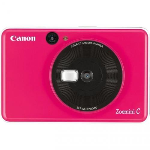 Digitální fotoaparát Canon Zoemini C růžový