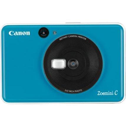 Digitální fotoaparát Canon Zoemini C modrý
