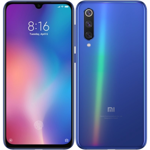 Mobilní telefon Xiaomi MI 9 SE 64 GB Dual SIM modrý