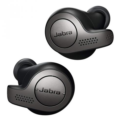 Sluchátka Jabra Elite 65t (100-99000000-60) černá/titanium