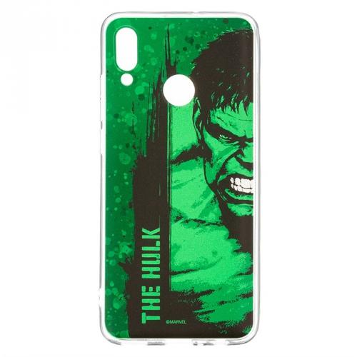 Kryt na mobil Marvel Hulk pro Huawei P Smart 2019 zelený