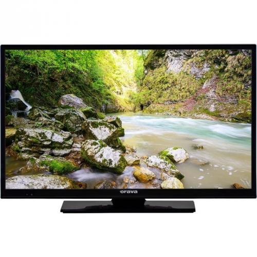Televize Orava LT-845 černá + DOPRAVA ZDARMA