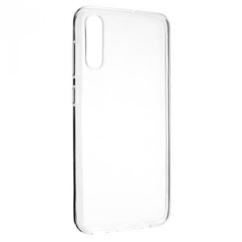 Kryt na mobil FIXED pro Samsung Galaxy A70 průhledný