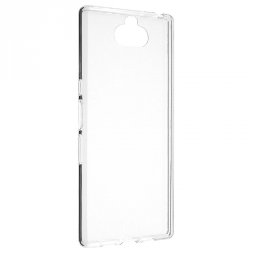 Kryt na mobil FIXED pro Sony Xperia 10 Plus průhledný