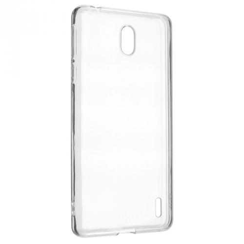 Kryt na mobil FIXED na Nokia 1 Plus průhledný