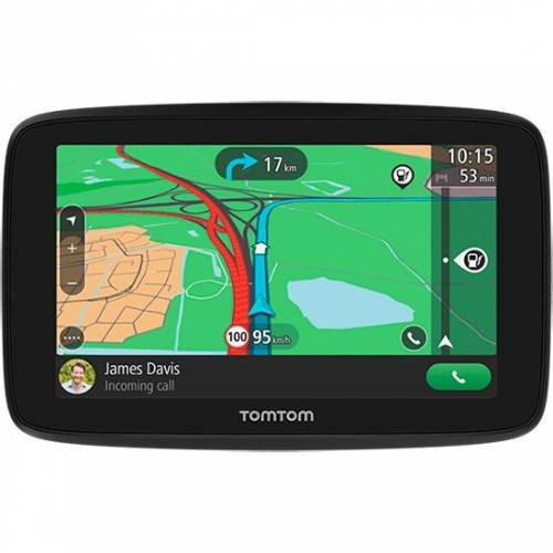 """Navigační systém GPS Tomtom GO ESSENTIAL 6"""" EU45 Lifetime černá"""