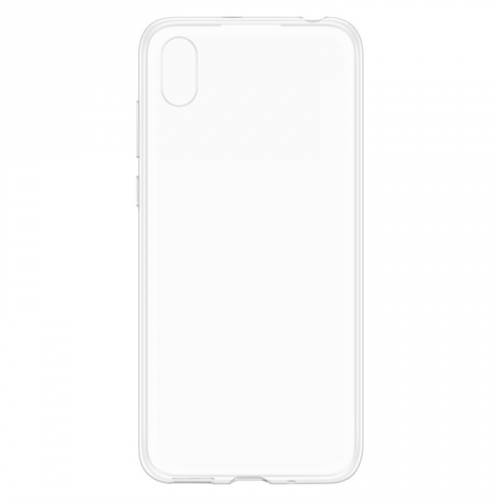 Kryt na mobil Huawei Y5 2019 průhledný