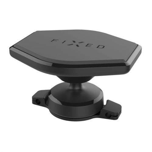 Držák na mobil FIXED Icon Flex na palubní desku černý
