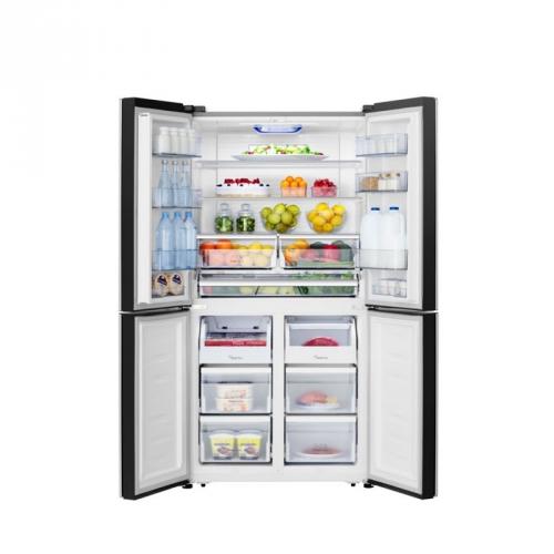 Americká lednice Hisense RQ689N4AC2